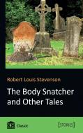 Книга Роберт Стівенсон «The Body Snatcher and Other Tales» 978-617-7498-33-8