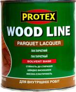 Лак паркетний Parquet Lacquer Protex мат 2,1 л