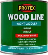 Лак яхтовий Yacht Lacquer Protex напівмат 0,7 л