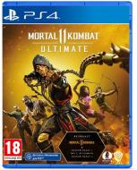 Гра Sony Mortal Kombat 11 Ultimate Edition (PS4, Russian subtitles)