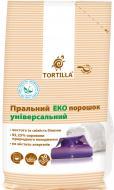 Пральний порошок для машинного та ручного прання TORTILLA Еко 1,5 кг