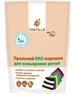 Пральний порошок універсал TORTILLA Еко для кольорових речей 0.4 кг
