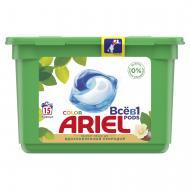 Капсулы для машинной стирки Ariel Pods Все-в-1 Масло Ши 15 шт.