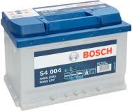 Акумулятор автомобільний Bosch S4 004 60А 12 B 0 092 S40 040 «+» праворуч