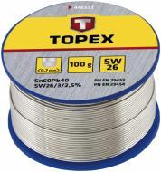 Припій олов'яний Topex  44E512