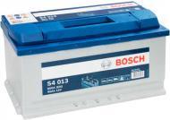 Акумулятор автомобільний Bosch S4 013 95А 12 B 0 092 S40 130 «+» праворуч