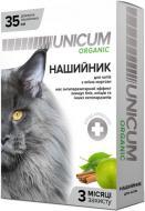 Нашийник UNiCUM Organic від бліх і кліщів для кішок 35 см (UN-022)
