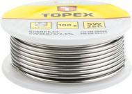 Припій олов'яний Topex  44E522