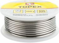 Припій олов'яний Topex  44E524
