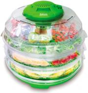 Сушарка для овочів та фруктів Saturn ST-FP0112 прозоро-зелена