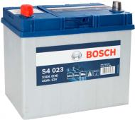 Акумулятор автомобільний Bosch S4 023 45А 12 B 0 092 S40 230 «+» ліворуч