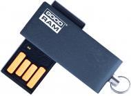 Флеш-пам'ять USB GOODRAM UCU2 Cube 64 ГБ USB 2.0 graphite (UCU2-0640E0R11)