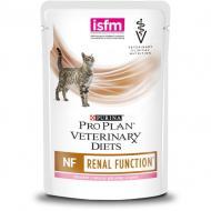 Корм Pro Plan Veterinary Diets NF для дорослих кішок при хворобах нирок з лососем 85 г