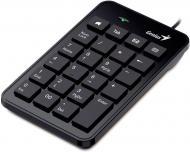 Клавіатура Genius NumPad i120 (31300727100) USB   black