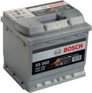Акумулятор автомобільний Bosch S5 002 54А 12 B 0 092 S50 020 «+» праворуч
