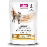 Корм Pro Plan Veterinary Diets NF для взрослых кошек при болезнях почек с курицей 85 г