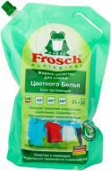 Гель для машинного прання Frosch для кольорової білизни 2 л
