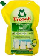 Гель для машинного прання Frosch Лимон 2 л