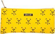 Пенал Cats (yellow) CHICARDI жовтий