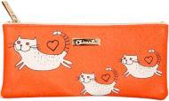Пенал Cats (Orange) CHICARDI помаранчевий