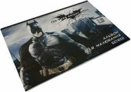 Альбом для малювання 12 аркушів 100г/м2 на скобі Batman Cool For School