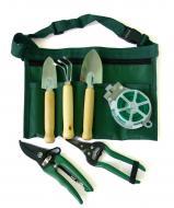 Інструмент садовий Грин Бэлт для кімнатних рослин в сумочці на поясному ремені 06-047