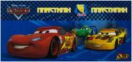Пластилiн  Cars 6 кольорів Olli