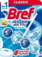 Туалетный блок Bref Сила-Актив Океанский бриз