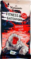 Батончик Кохана Fitness & Go Пряна Азія малина 40 г