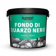 Грунтовка кварцовая адгезионная Element Decor Fondo di Quarzo Nero 5 л