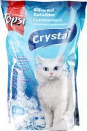 Наповнювач для котячого туалету Topsi Crystal 3,8 л