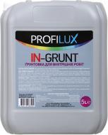 Грунтовка глубокопроникающая PROFILUX In-Grunt 5 л