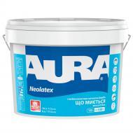 Краска интерьерная акриловая Aura® Neolatex TR Износостойкая глубокий мат база под тонировку 2,25л
