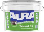 Лак меблевий Triumf 10 Aura® шовковистий мат безбарвний 0,75 л