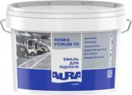 Эмаль акриловая Aura® для деревянного и бетонного пола Luxpro Remix Forum 70 белый глянец 0,75л
