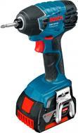 Гайковерт ударний акумуляторний Bosch Professional GDR 18 V-LI 06019A130F