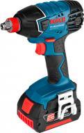 Гайковерт ударний акумуляторний Bosch Professional GDX 18 V-LI 06019B8101