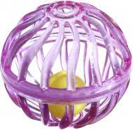 Іграшка для котів Lilli Pet М'яч із дзвіночком d4 см 20-7419