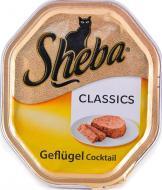 Корм Sheba  Паштет із курки 100 г 7827