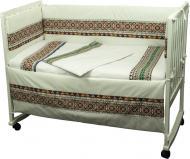 Защита на детскую кровать Славяночка зеленый Руно зеленый 922.02СУ_Зелений