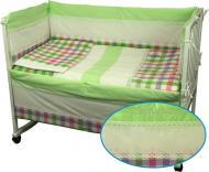 Защита на детскую кровать Прованс Руно салатовый 922Прованс