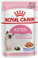 Корм Royal Canin Kitten Instinctive в желе 85 г