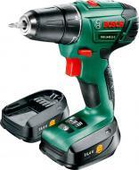 Шуруповерт акумуляторний Bosch PSR 1440 LI-2 06039A3020