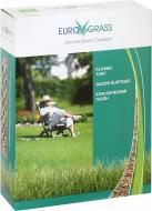 Насіння Euro Grass газонна трава Classic коробка 2,3 кг