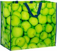 Сумка господарська  Яблука PO3125 550x500x30 мм різнокольоровий