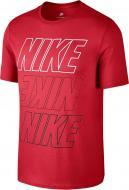 Футболка Nike M NSW TEE AV15 1 р. XL красный 893509-657