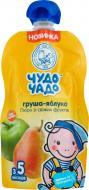 Пюре Чудо Чадо груша-яблоко без сахара