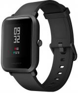 Фітнес-браслет Xiaomi Amazfit Bip Black Lite NEW black (504449)
