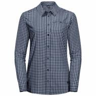 Рубашка Jack Wolfskin RIVER TOWN SHIRT W 1403301-8128 р. 38- 40 голубой