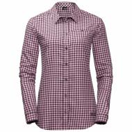 Рубашка Jack Wolfskin RIVER TOWN SHIRT W 1403301-8147 р. 42-44 розовый
